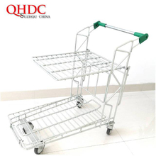 Shopping Cargo Carts Steel Folding Trolley JHD-WHT-098A