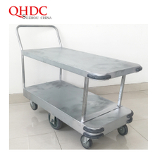 hand push cart industrial equipment trolley